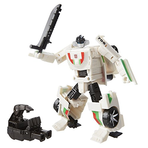 - Transformers Generations Combiner Wars Deluxe Class Wheeljack