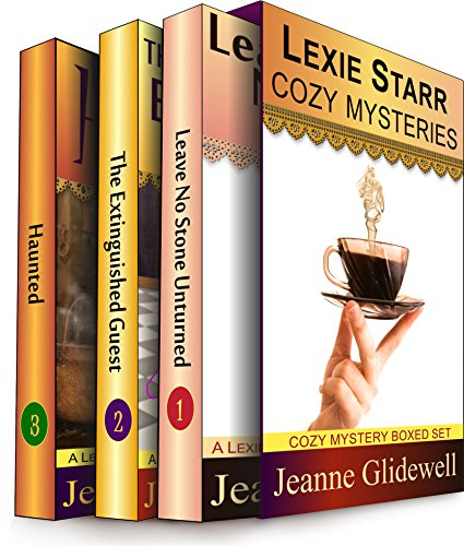 Bargain eBook - Lexie Starr Cozy Mysteries Boxed Set