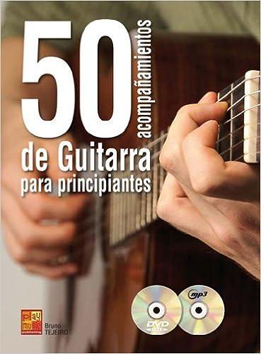 50 Acompañamientos de Guitarra para Principiantes Play Music España: Amazon.es: Antonio Blanco Tejero, Guitar: Libros
