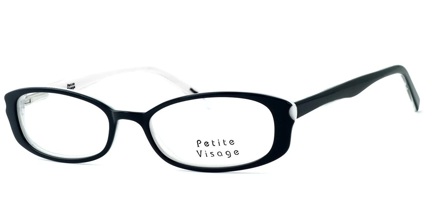 Amazon.com: Petite by Visage Eyewear Womens Designer Eyeglasses 102 ...