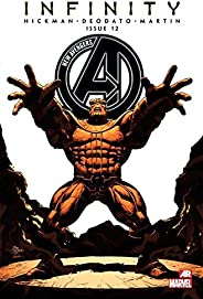 New Avengers (2013-2015) #12 (English Edition)