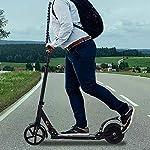 Doogoo-Monopattino-Elettrico-velocit-Massima-15kmh-10-km-di-Autonomia-Ruote-85-Pneumatici-Pieghevole-Scooter-per-Adulto-Adolescenti-e-Bambini