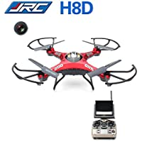 Xiangtat JJRC H8D FPV Headless Mode RC Quadcopter Drone With 2MP Camera RTF by Xiangtat