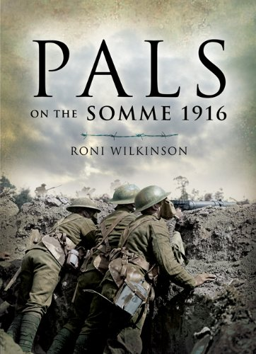 Pals on the Somme 1916 ebook