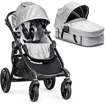 Amazon.com: Baby Jogger City Select – Cochecito con bassinet ...