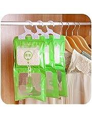 TOSSPER Hag asciugare i Vestiti di umidità Muffa deumidificazione casa Armadio Assorbimento dell'umidità Deumidificatore Dry Bag
