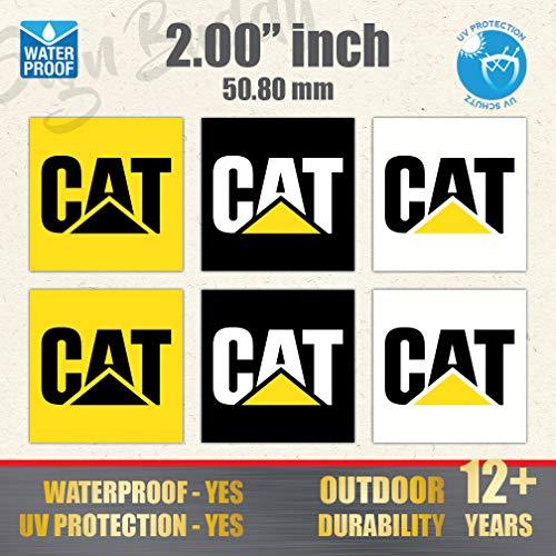 (Pack of 6 pcs) Caterpillar CAT 2