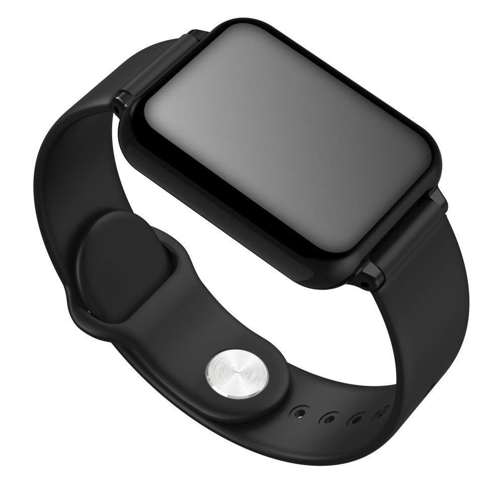 Lovewe Y77 Reloj inteligente, monitor de frecuencia cardíaca ...