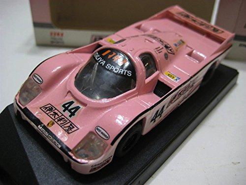 Onyx (Portugal Pink/White Porsche 962C (Italiya) Le Mans 1990 Diecast 1:43 Nib