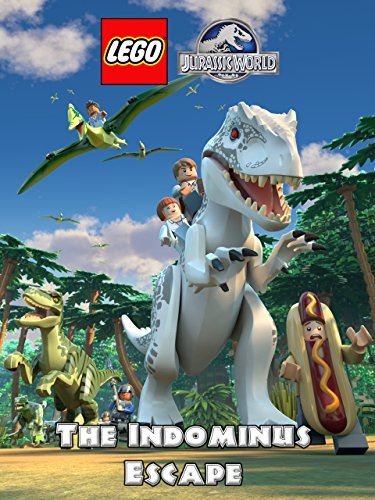 Lego Jurassic World  The Indominus Escape