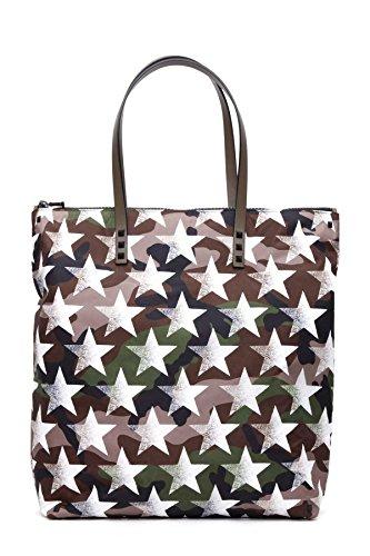 Price comparison product image Valentino Garavani Men's My2b0445lccu41 Multicolor Polyamide Briefcase