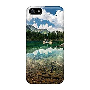 Shock-dirt Proof My Favorite Fishing Pond For SamSung Galaxy S3 Phone Case Cover