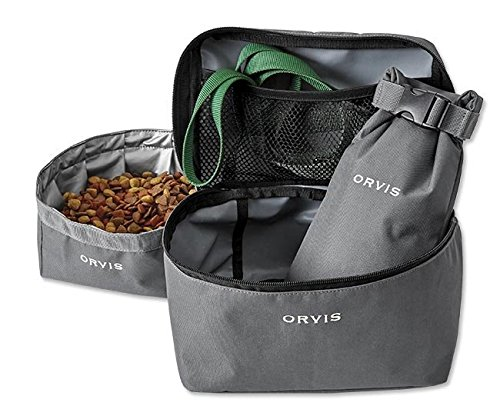 Orvis Dog Overnight Travel Kit, Medium