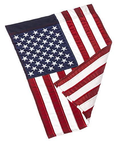 18 X 12 5 Evergreen Flag American Double Sided Denier Nylon Garden Flag Garden Décor Flags