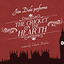 The Cricket on the Hearth Audiobook by Charles Dickens Narrated by Jim Dale