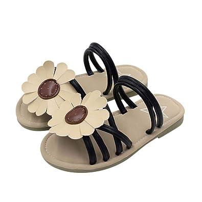 83c6175a29fb Kids Sunflower Sandals