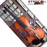 Maestro Old spruce Stradi Violin 1/2 D Z Strad #509 Powerful tone Antique Varnish