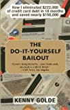 img - for Do-It-Yourself Bailout: How I Eliminated $222,000 of Credit Card Debt in Eighteen Months and Saved Nearly $150,000 by Kenny Golde (2013-01-16) book / textbook / text book