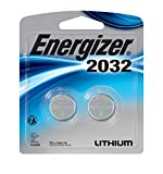 #6: Energizer 2032 Batteries, 3 Volts