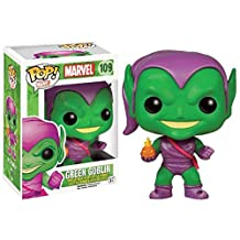 Funko - Figurine Disney Marvel - Green Goblin Exclu Pop 10cm - 0849803075750