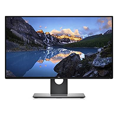 "Dell 27"" LED QHD GSync Flagship Gaming Monitor S2716DGR, 2560 x 1440 Resolution with 16:9 Aspect Ratio, 1ms Response time, 144Hz Refresh Rate, HDMI, DisplayPort"