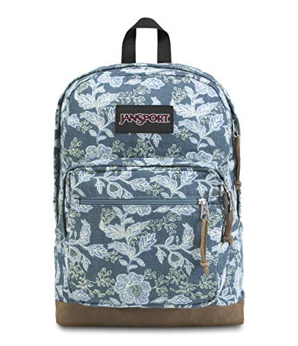 (JanSport Right Pack Expressions (Batik Blue Denim))