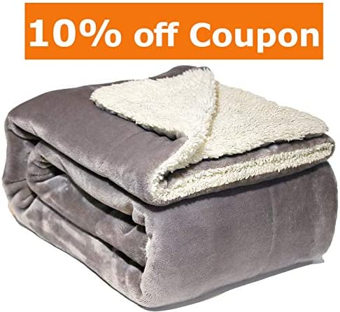 Compassion Blanket Support Sherpa Fleece