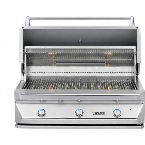 Twin Eagles 42 Inch Built-In Propane Gas Grill Twin Eagles