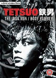 Tetsuo: The Iron Man / Tetsuo 2: Body Hammer - Double Disc Set [DVD] [Reino Unido]
