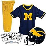 Franklin Sports Inc. Boys' Michigan Wolverines Uniform Set