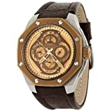 Stuhrling Original Men's 181A.3375K59 Lifestyle 'Nemo' Skeleton Automatic Watch