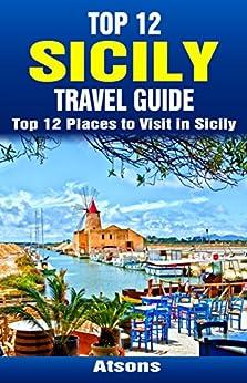 Sicily Travel Guide Amazon