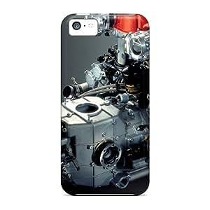 Durable Defender casos para iphone 5C cubiertas (Want esta en mi coche)