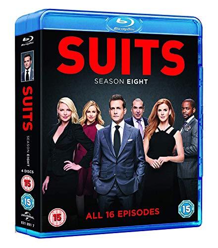 Suits - Season 8 (Blu-ray) [2019] [Region Free]