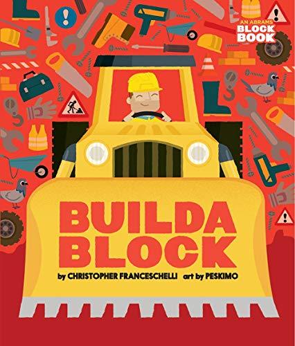 Buildablock (An Abrams Block Book) (Board Books Blocks)
