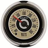 Auto Meter 1155 Cruiser 2-1/16'' Water Temperature Gauge