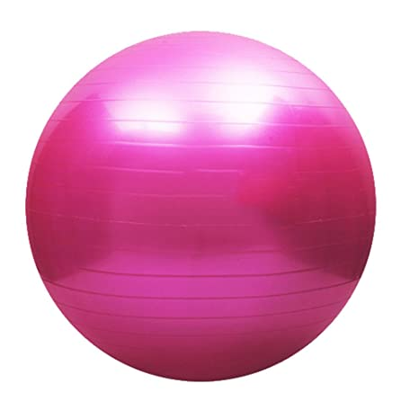 coloré (TM) balón Gym de Suiza 65 cm Pelota de Ejercicio para ...