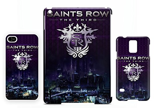 Saints Row the Third iPhone 5C cellulaire cas coque de téléphone cas, couverture de téléphone portable