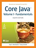 1: Core Java, Volume I--Fundamentals (8th Edition)