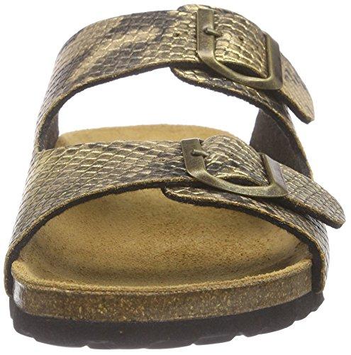 Gabor Home 100050bof - Sandalias Mujer Dorado - Gold (lame oro)