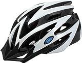Rhoads Claw Bicycle Helmet, White/Black, Adult