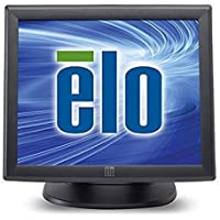 Elo Touch Solutions 1715L 17 Inch LCD Desktop Touchmonitor with IntelliTouch Touch Surface Wave Technology.