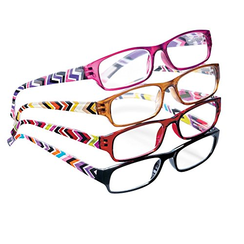 Fashion Reader Glasses Multi 2 5X