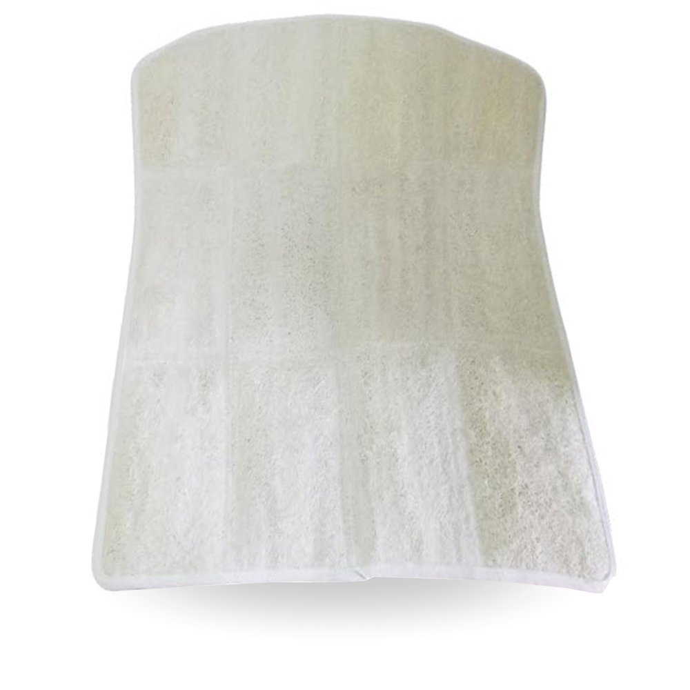Luffoliate - Loofah Pad Refill (22 x 20 Inches) Large
