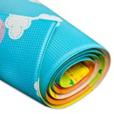Baby Care Play Mat Foam Floor Gym - Non-Toxic