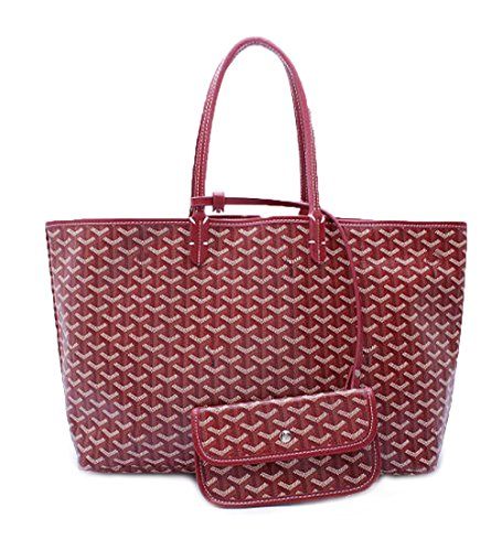 zzfab-gm-large-leather-tote-bag-set-shopping-bag-maroon