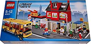 Lego - 60031 - City Corner - 2013 Release