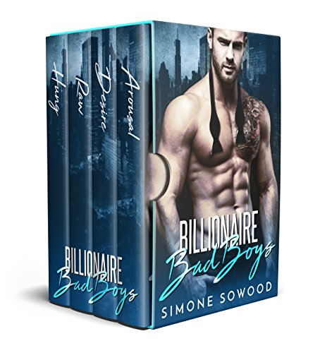 Billionaire Bad Boys: Box Set