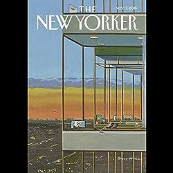 The New Yorker, November 7th 2016 (Kelefa Sanneh, Jiayang Fan, James Surowiecki)