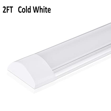 Amazon.com: Tubo de luz LED de 2 pies, 3 pies, 4 pies, 20 W ...